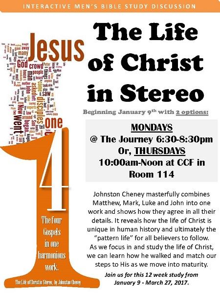 The Life of Christ in Stereo r