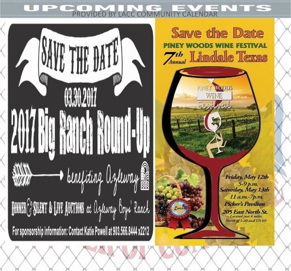 save the date big ranch round up one
